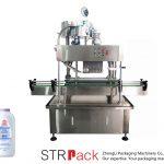 Máquina automática lineal (Capuchón de prensa)