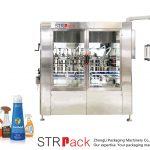 Máquina de recheo automática de pasta automática