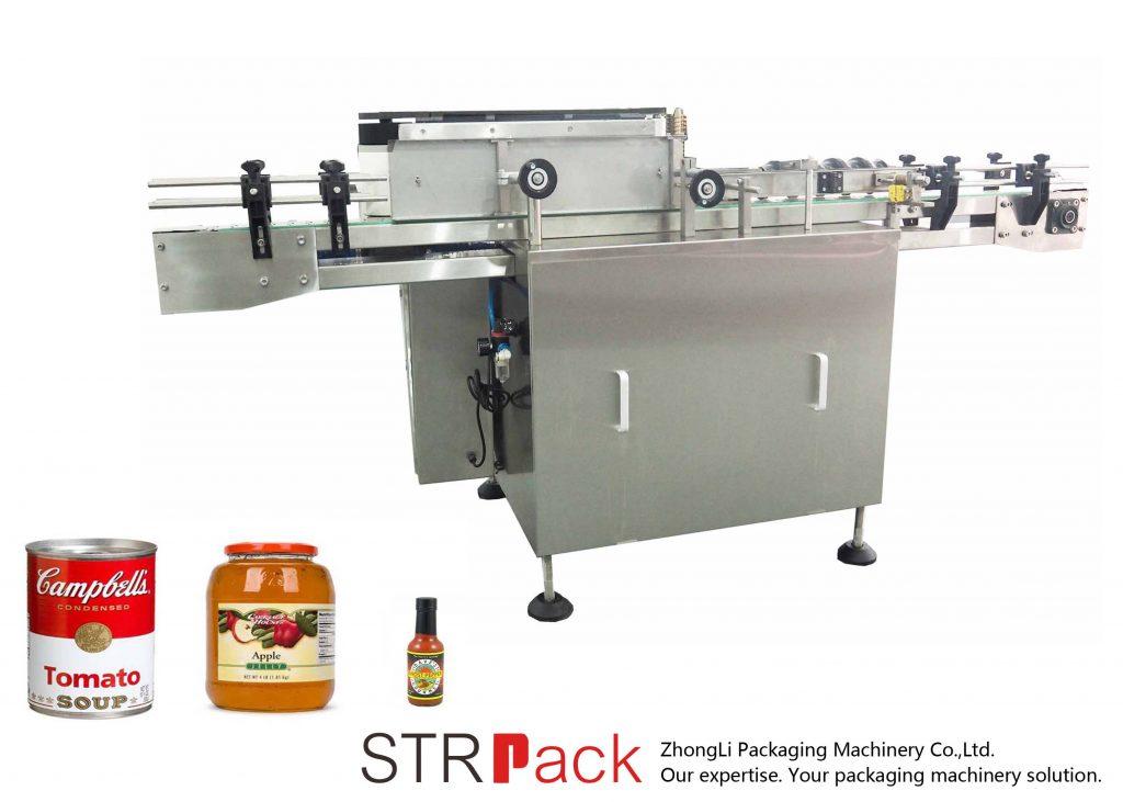 Máquina automática de etiquetado de cola mollada (Máquina Etiquetadora de Pegada)