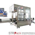 Máquina de recheo automática de caudalímetro