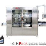Máquina automática de recheo de aceite lubricante