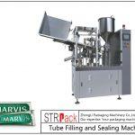 Máquina de recheo e selado de tubos plásticos SFS-60